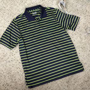 Men's L Under Armour Heat Gear Golf Shirt